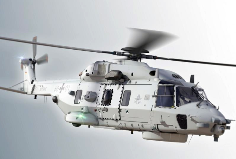 Airbus helicopters провел испытания системы eagle